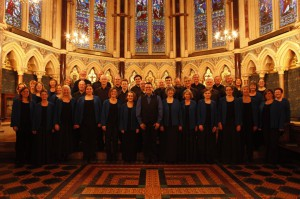 OPMS - Exeter College Chapel