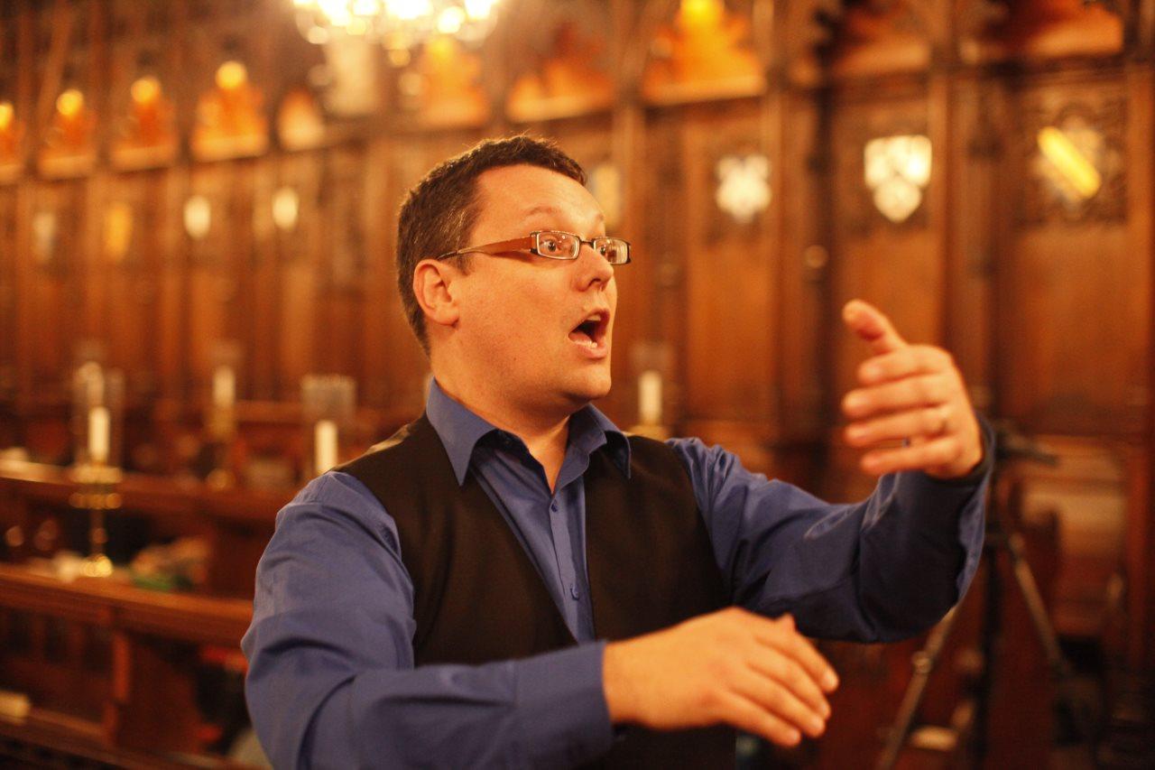 OPMS - Mark Jordan - Conductor