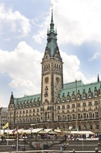 Image of Hamburg Town Hall