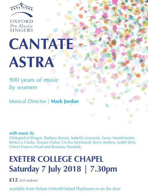 Cantate Astra