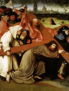 Image of Christ Carrying the Cross