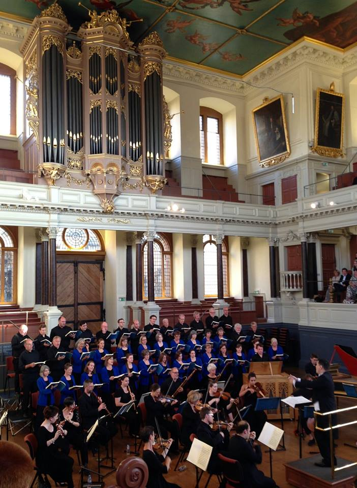 OPMS in Sheldonian Theatre
