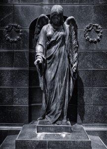 Image of stone angel